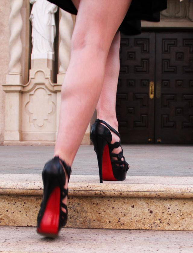 Christian-Louboutin-Gladiator-Heels