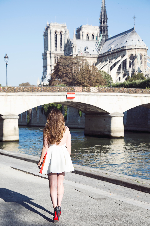 Paris in Four Months Notre Dame