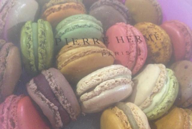 Pierre Herme Macarons Paris