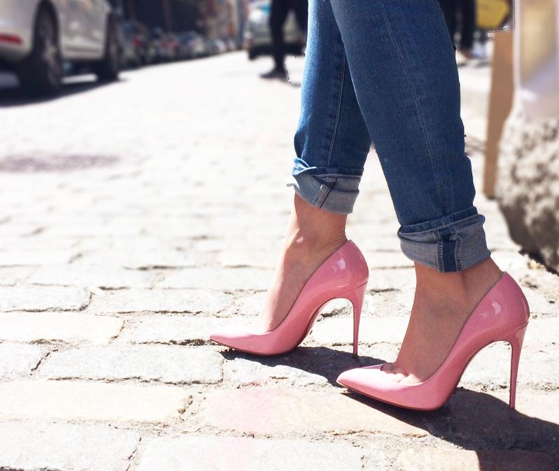 Pink-Louboutins
